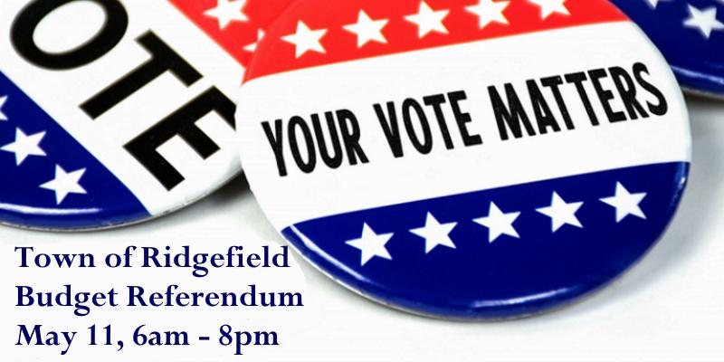 Ridgefield Budget Referendum 2021